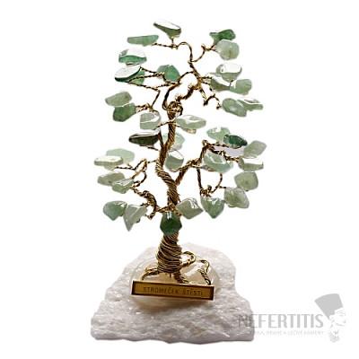 Stromeček štěstí avanturín