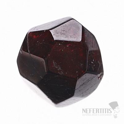 Granát krystal broušený