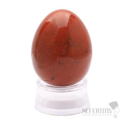 Jaspis červený vajíčko