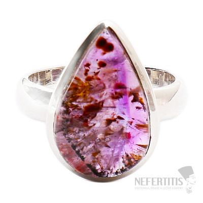 Kakoxen (Super 7) prsten stříbro Ag 925 R1224