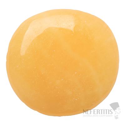 Kalcit oranžový placička A kvalita