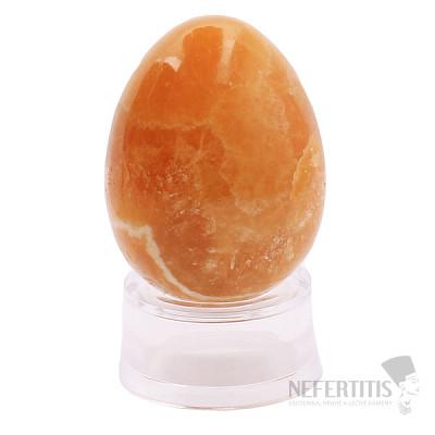 Kalcit žlutý vajíčko