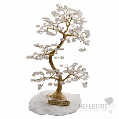 Stromeček štěstí křišťál A2