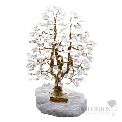 Stromeček štěstí křišťál A3
