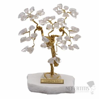 Stromeček štěstí křišťál R3