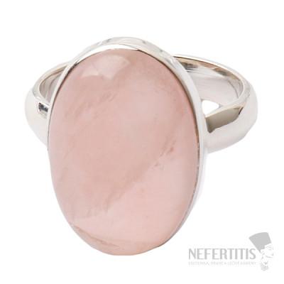 Růženín prsten stříbro Ag 925 R1056