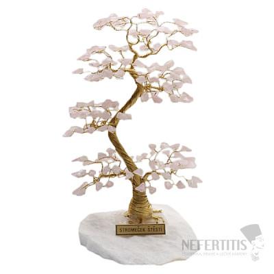 Stromeček štěstí růženín A2