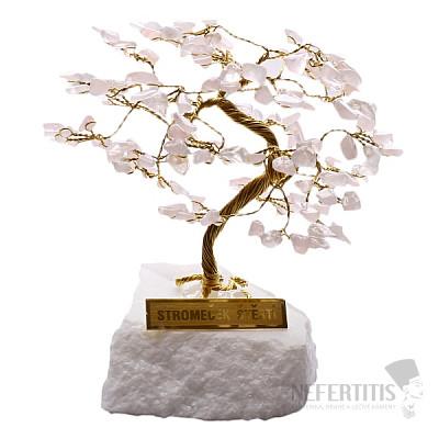 Stromeček štěstí růženín R4