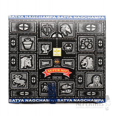 Vonné kužely Satya Nagchampa Super Hit