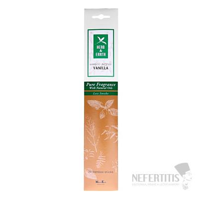 Vonné tyčinky Nippon Kodo vanilka