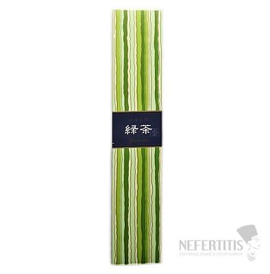 Vonné tyčinky Nippon Kodo Kayuragi green tea
