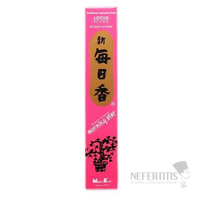 Vonné tyčinky Nippon Kodo Morning star lotus