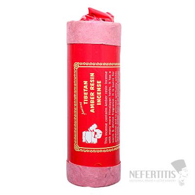 Vonné tyčinky tibetské Amber resin