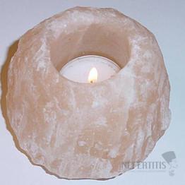 Růženín surový svícen