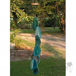 Achátová zvonkohra zelená
