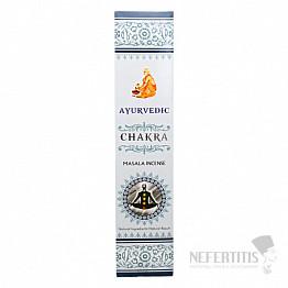 Vonné tyčinky Ajurvéda Chakra - čakra