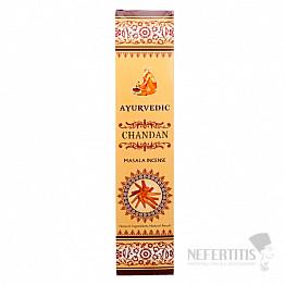 Vonné tyčinky Ajurvéda Chandan