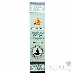 Vonné tyčinky Ajurvéda Yoga - jóga
