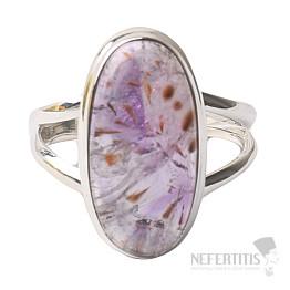 Kakoxen (Super 7) prsten stříbro Ag 925 R1354