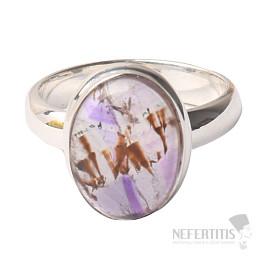 Kakoxen (Super 7) prsten stříbro Ag 925 R1449