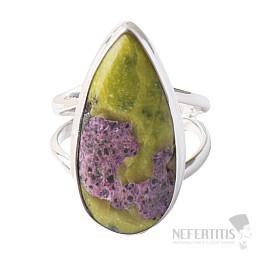 Atlantisit prsten stříbro Ag 925 R377