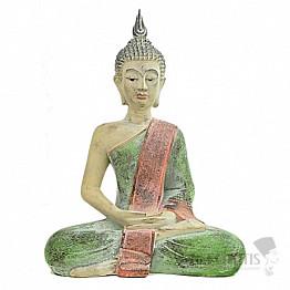 Buddha meditující thajská soška 43 cm