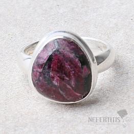 Eudialyt prsten stříbro Ag 925 R119