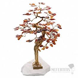 Stromeček štěstí jantar B3
