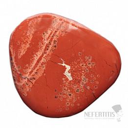 Jaspis červený placička