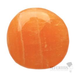 Kalcit oranžový placička extra kvalita