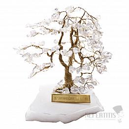 Stromeček štěstí křišťál A1