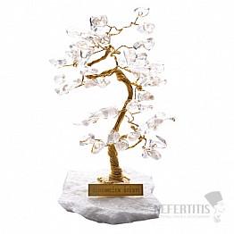 Stromeček štěstí křišťál B0