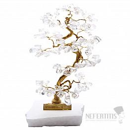 Stromeček štěstí křišťál B1