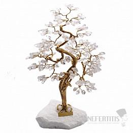 Stromeček štěstí křišťál B3