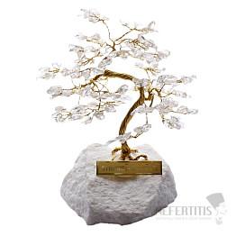 Stromeček štěstí křišťál R4
