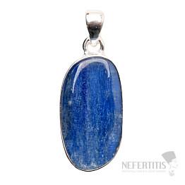 Kyanit modrý přívěsek stříbro Ag 925 P1534