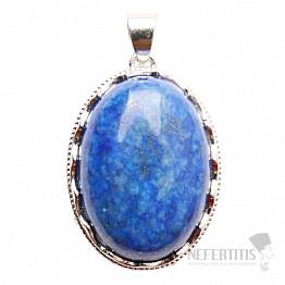 Lapis Lazuli přívěsek extra oválný
