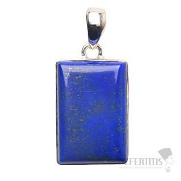 Lapis Lazuli přívěsek stříbro Ag 925 P1659