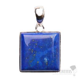 Lapis Lazuli přívěsek stříbro Ag 925 P1660
