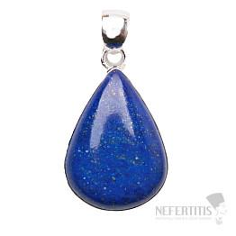 Lapis Lazuli přívěsek stříbro Ag 925 P1743