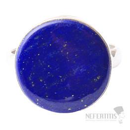 Lapis Lazuli prsten stříbro Ag 925 R1498