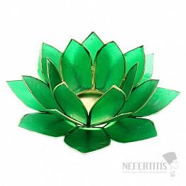 Svícen lotos pro srdeční čakru