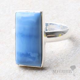 Opál Owyhee prsten stříbro Ag 925 R299
