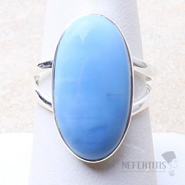 Opál Owyhee prsten stříbro Ag 925 R304