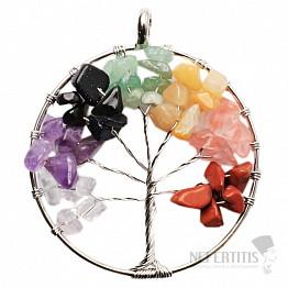 Čakrový přívěsek Strom života velký