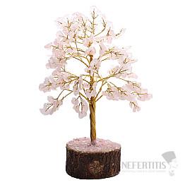 Feng Shui stromeček Růženín a kov 0531
