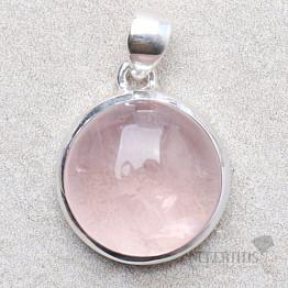 Růženín přívěsek stříbro Ag 925 P1537