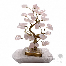 Stromeček štěstí růženín
