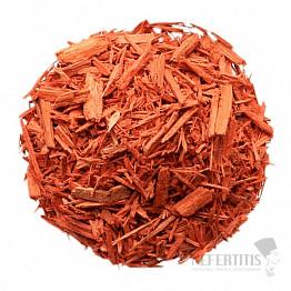 Santalové dřevo červené