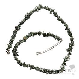 Serafinit náhrdelník sekaný